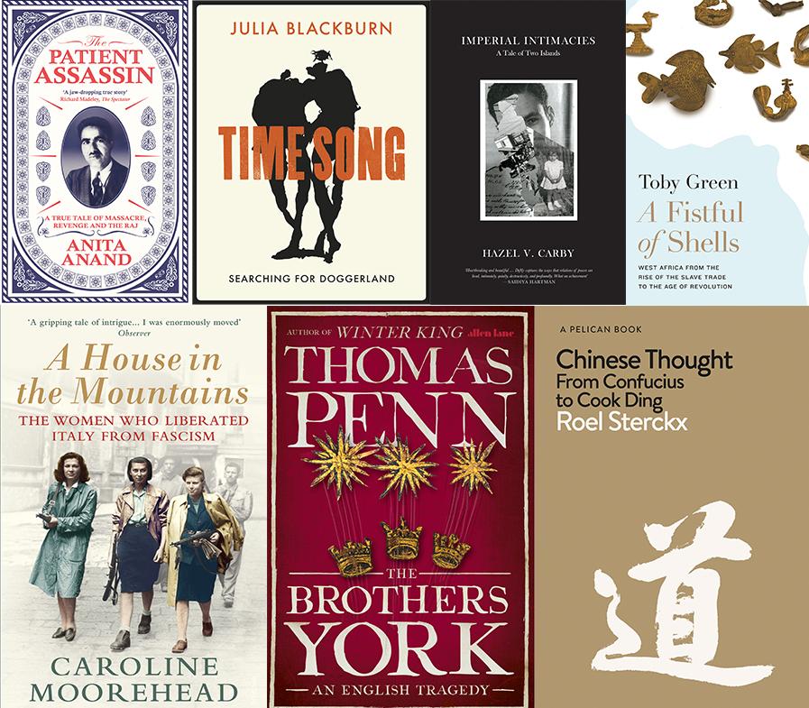 The PEN Hessell-Tiltman Prize for History 2020 shortlist - English Pen